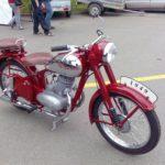 Kompletní renovace Jawa 250 pérák 1949 výsledek