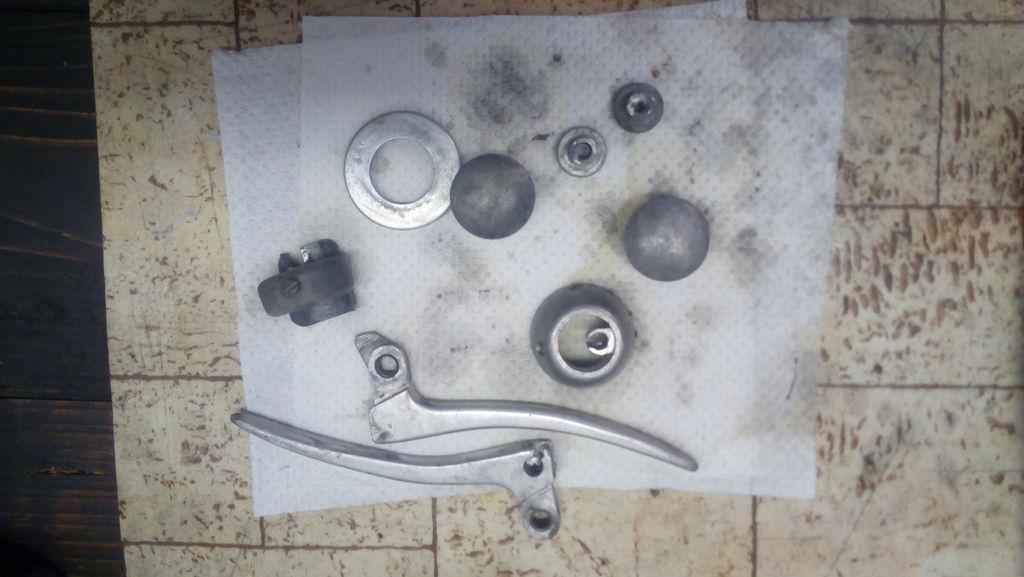 čištění hliníku