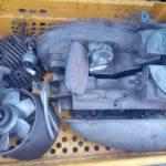 hliníkové díly na odlaku