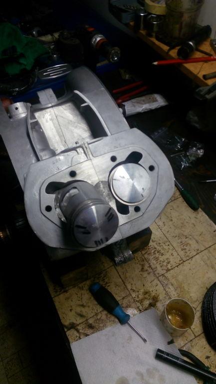 GO motor pérák 350